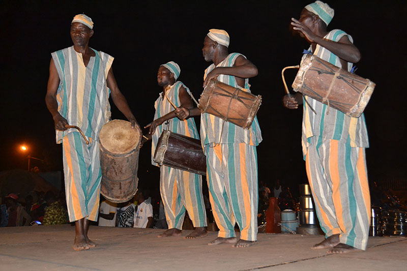 Traditional Gourmache Dance and Tam-Tam Troupe