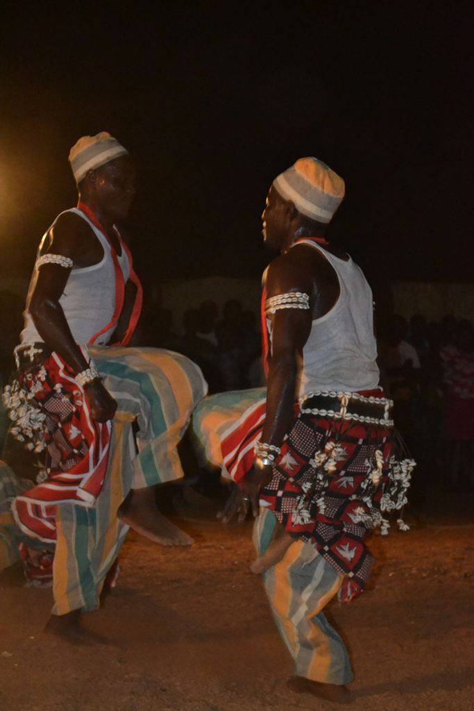 Fada is famous for this traditional kind of dancing
