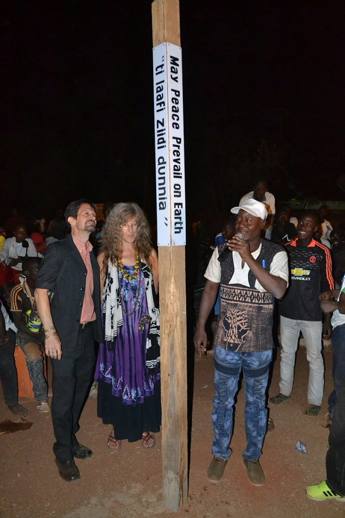 May Peace Prevail on Earth- in English, Gulimanchema, Mooré and Fulfuldi