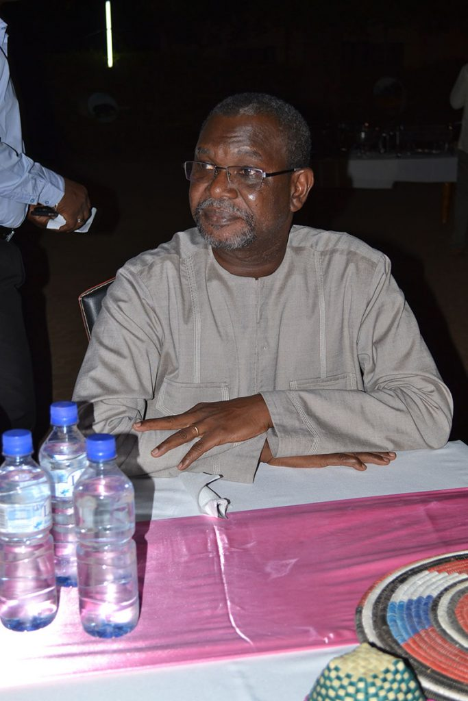 Governor of the Eastern Region