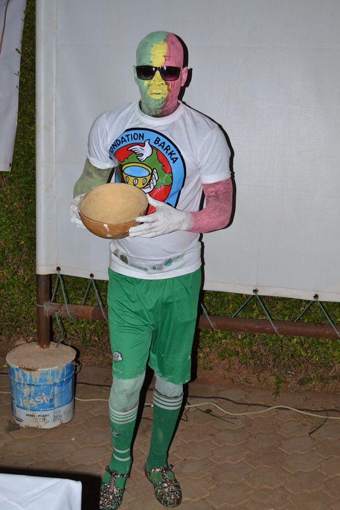 Zarco, BARKA's mascot