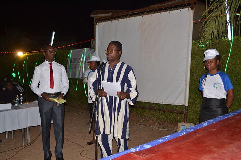 Mayor of Fada N'Gourma