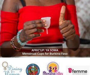 BARKA to Implement First Major Menstrual Cup Project in Burkina Faso